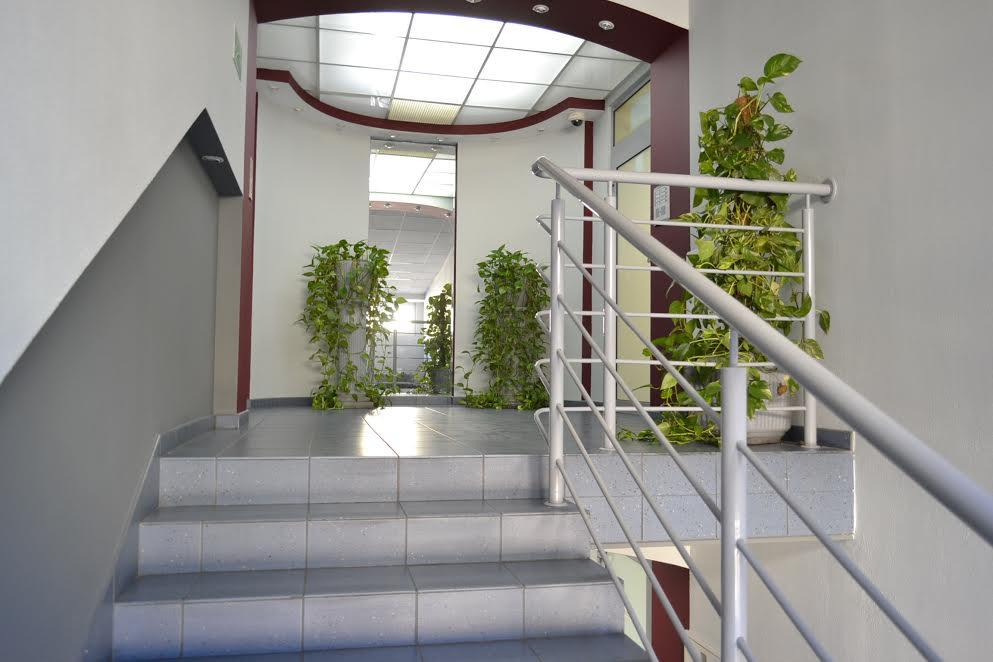biuro katowice korytarz