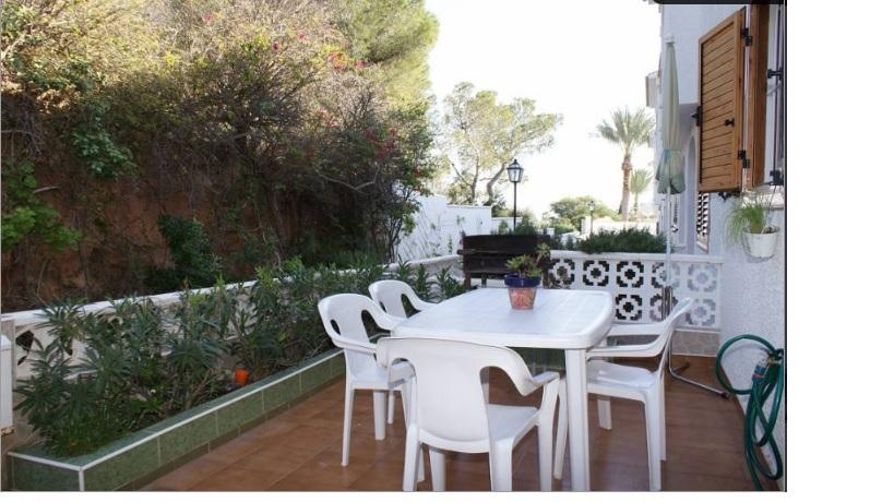 hiszpania ogród